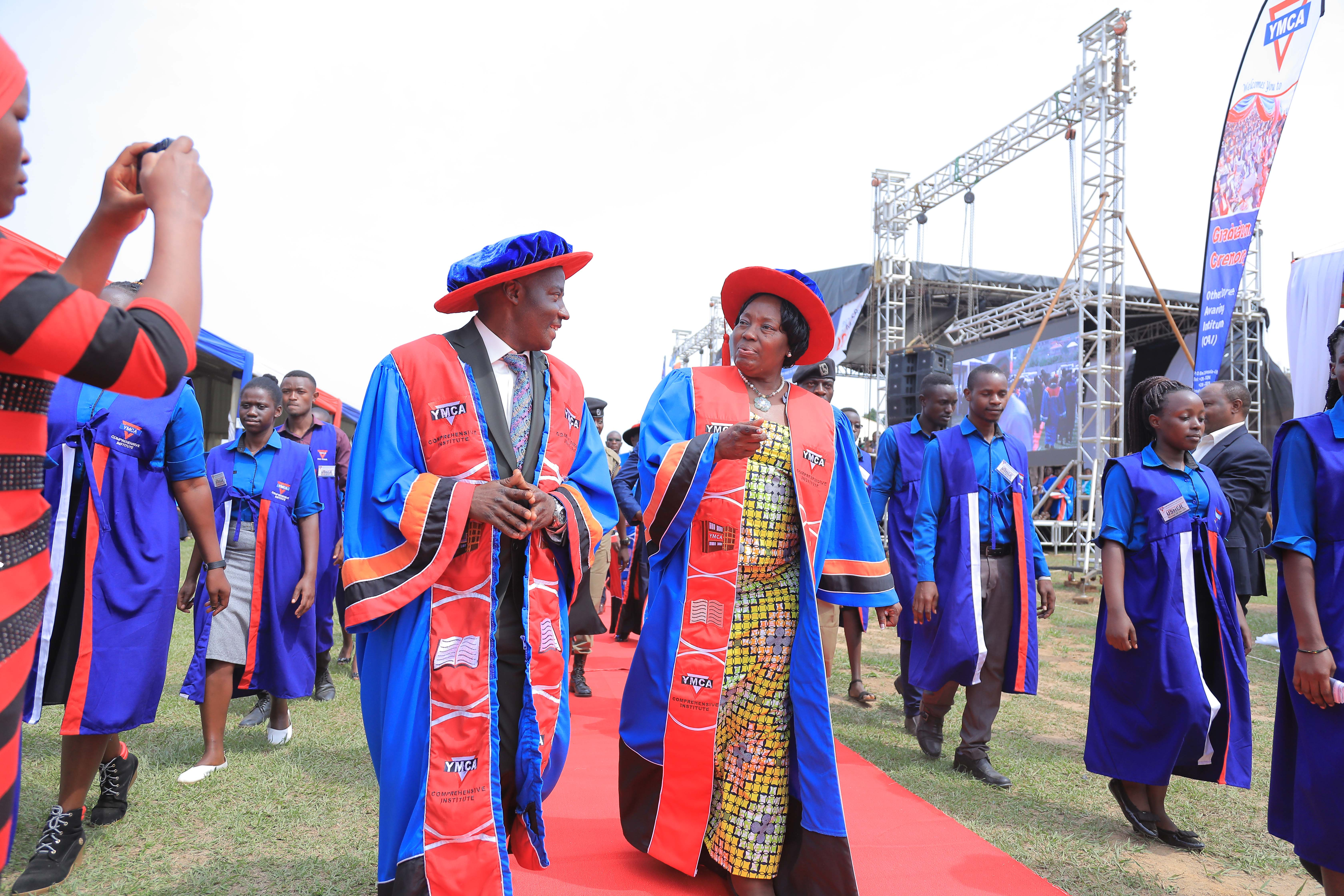 3228 STUDENTS GRADUATE FORM YMCA COMPREHENSIVE INSTITUTE
