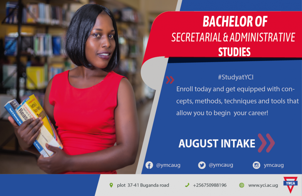 WHY A BACHELORS Of SECRETARIAL AND ADMINISTRATIVE STUDIES