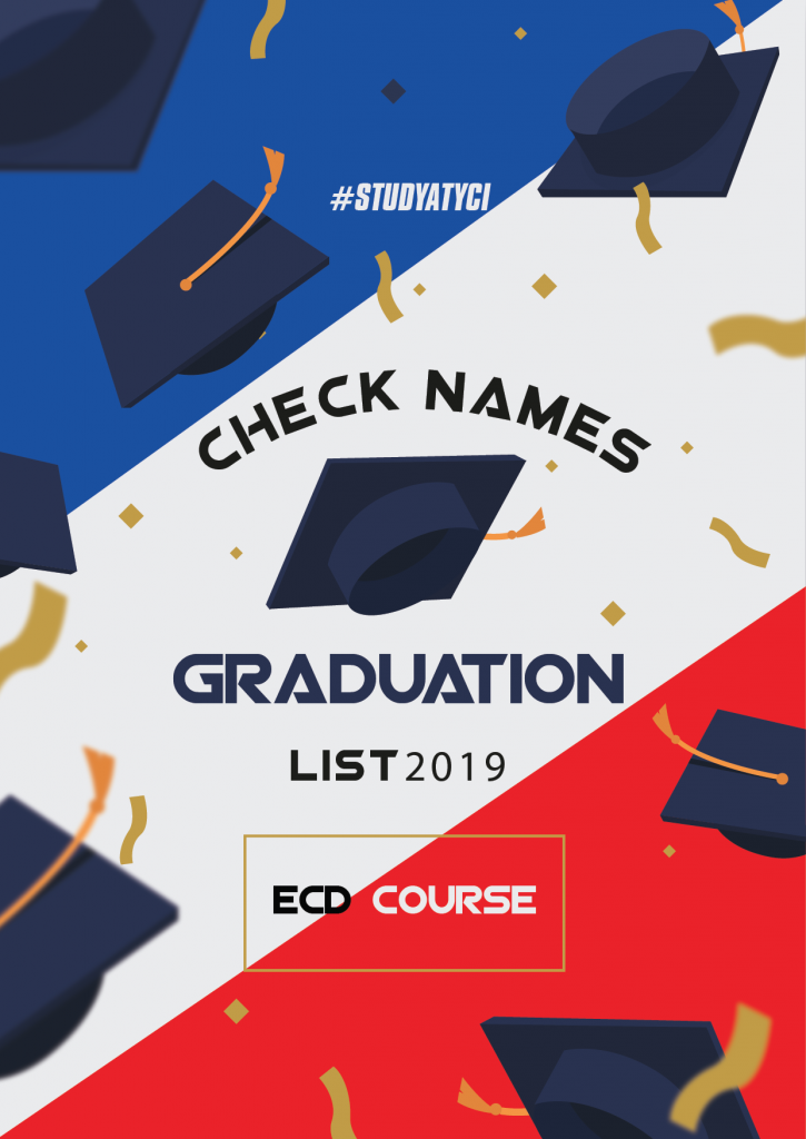 YCI GRADUATION LIST – ECD