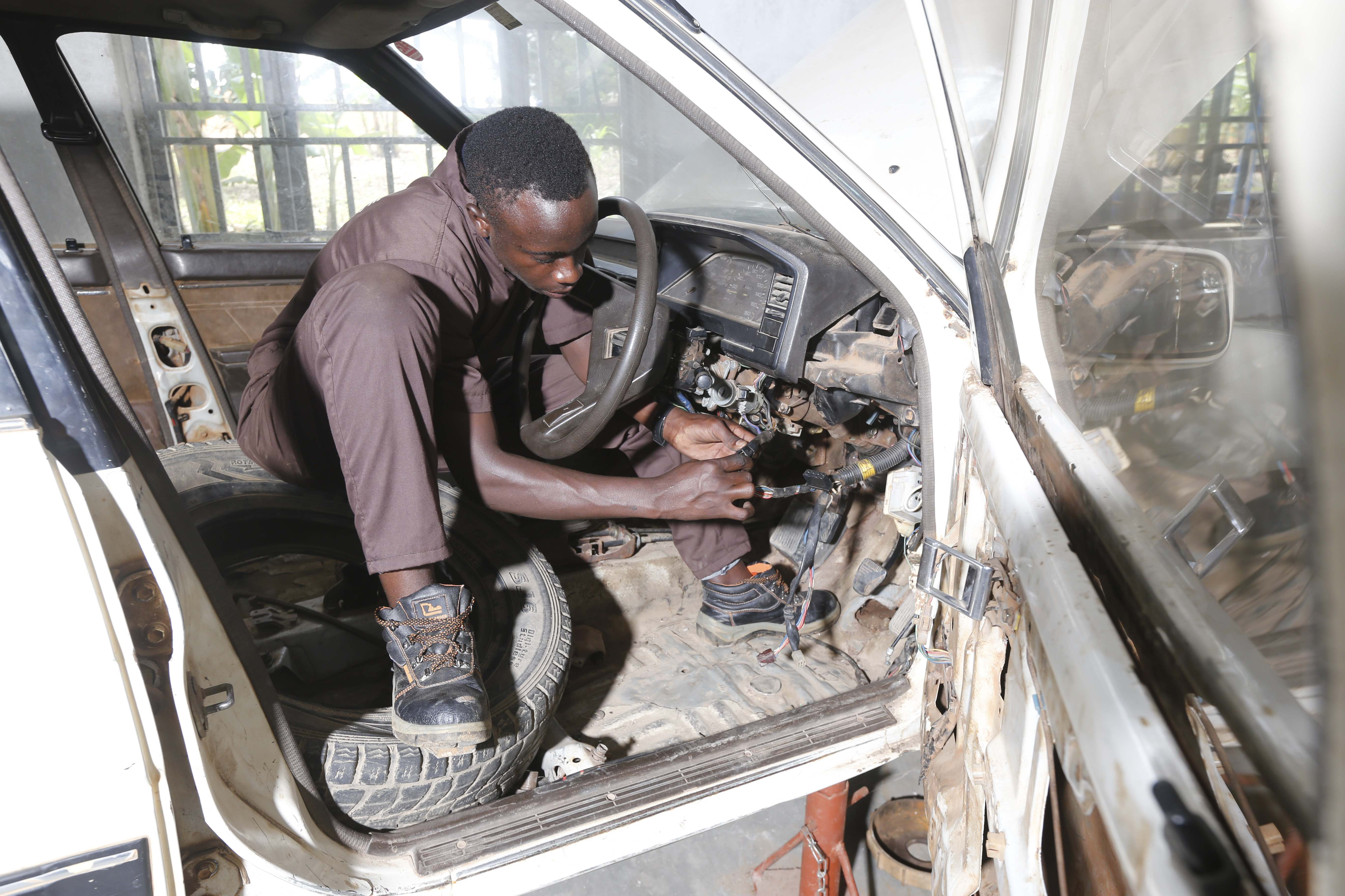 VOCATIONAL EDUCATION IS FOR WINNERS -YCI